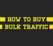 How to Buy Bulk Traffic